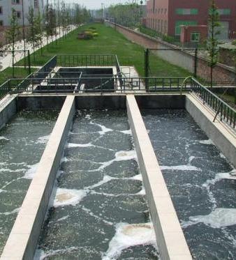 武漢污水處理